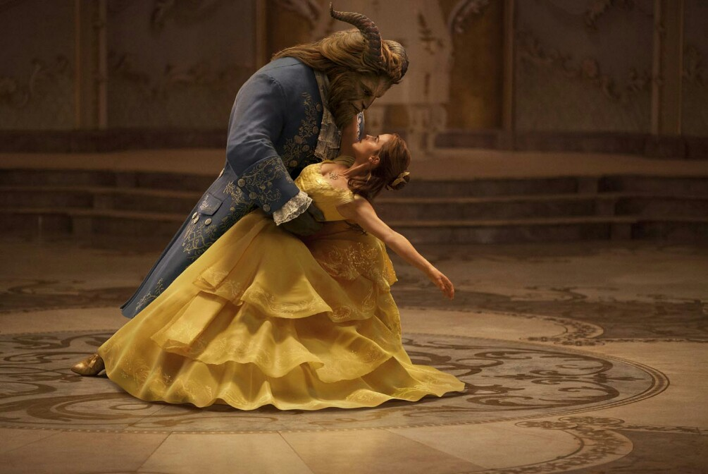 Beauty and the Beast Movie Photos Tale as Old as Time