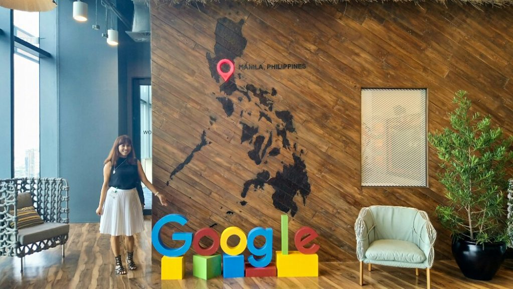 Google Philippines Headquarters #WoMenWill Google Earthlingorgeous