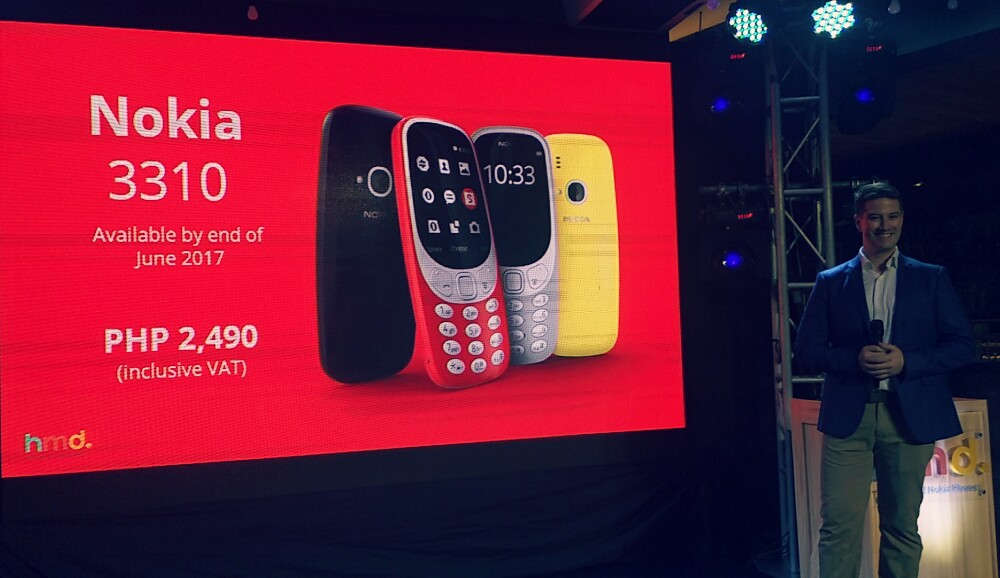 The New NOKIA 3310 review PHILIPPINES