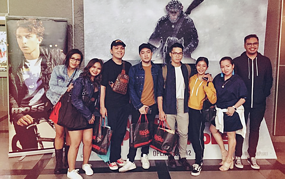 Mossimo X War for the Planet of the Apes