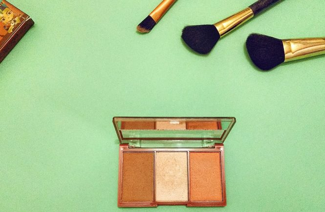 Cathy Doll 3D Face Forward Nefertiti Contour Kit Review