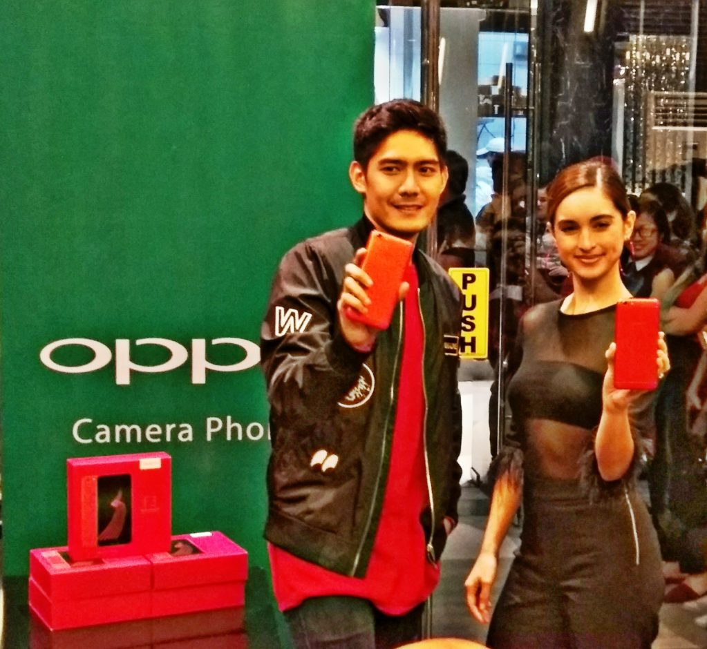 Oppo f3 red Edition review