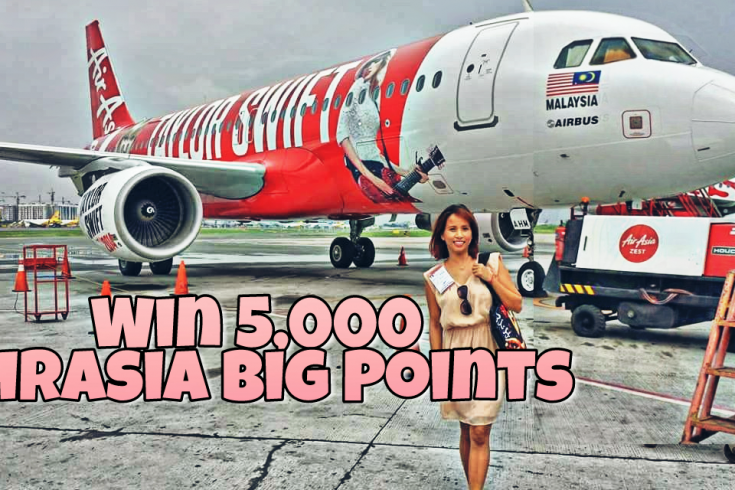 Quiz 2 AirAsia #DaretoDream